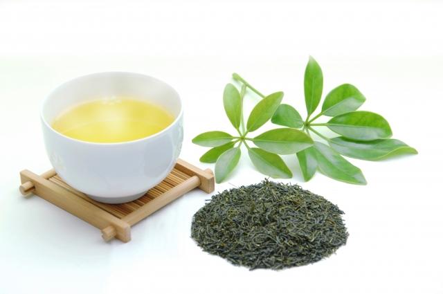 緑茶 茶葉