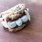 ドラキュラ八重歯クッキー