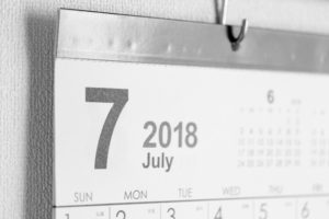 2018 7月 歯科矯正