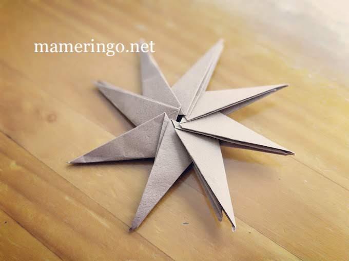 折り紙星14